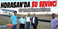 HORASANDA SU SEVİNCİ