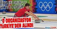CURLİNG ŞAMPİYONASI, TÜRKİYE#039;DEN ALINDI