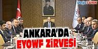 ANKARA'DA EYOWF ZİRVESİ