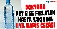 DOKTORA HAKARET DAVASINDA KARAR AÇIKLANDI