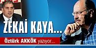ZEKAİ KAYA...