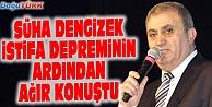 BB ERZURUMSPOR#039;DA İSTİFA DEPREMİ!