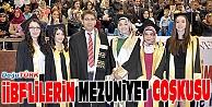 İİBF#039;LİLERİN MEZUNİYET COŞKUSU