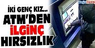 ATM#039;DE İLGİNÇ DOLANDIRICILIK