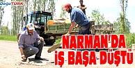 NARMANLI VATANDAŞ YETKİLİLERDEN UMUDU KESİNCE...