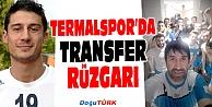 TERMALSPORDA TRANSFER RÜZGARI