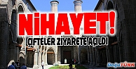 ŞAKA DEĞİL GERCEK, ÇİFTELERİN RESTORASYONU BİTTİ!