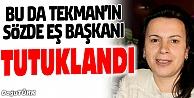 ERZURUMDA DBP#039;Lİ EŞ BAŞKAN TUTUKLANDI