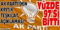AK PARTİDEKİ FETÖ/PDY İNCELEMESİ... EN YETKİLİ AĞIZDAN AÇIKLAMA!