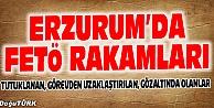 ERZURUMDA 399 KİŞİ TUTUKLANDI