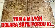 4 MİLYON DOLARA SATACAKLARDI Kİ, POLİS ENSELERİNE BİNDİ