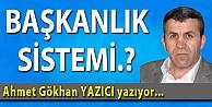 BAŞKANLIK SİSTEMİ.?