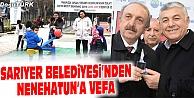 NENE HATUNUN ADI TARABYADA YENİLENEN PARKA VERİLDİ