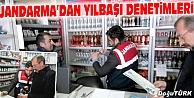 JANDARMADAN YILBAŞI DENETİMLERİ