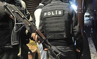 81 İLDE EŞ ZAMANLI OPERASYON!