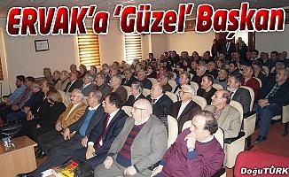 """ER-VAK, TEKRAR """"GÜZEL"""" DEDİ"""