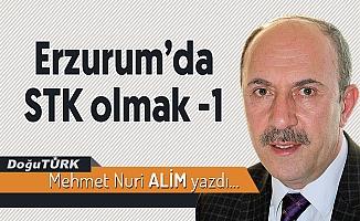 Erzurum'da STK olmak -1