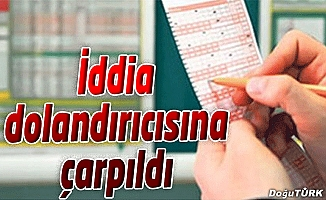 İDDİA HIRSIYLA DOLANDIRILDI