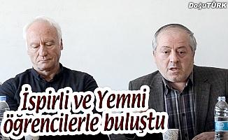 'ÖĞRENCİ-YAZAR BULUŞMASI' ŞUBAT SÖYLEŞİLERİ TAMAMLANDI