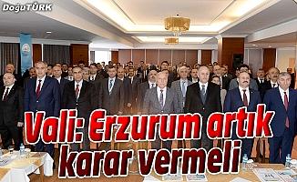ERZURUM KARARINI VERMELİ!