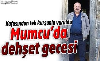 ERZURUM'DA CİNAYET! KAFASINDAN VURULDU…