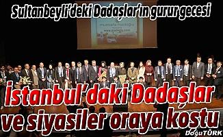 SULTANBEYLİ'DEKİ DADAŞLAR COŞKUYLA KUTLADI