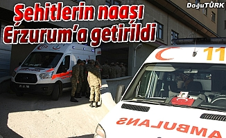 Erzurum'da görevliydiler
