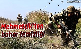 """PKK'ya """"bahar"""" operasyonu"""