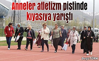 Anneler yarıştı