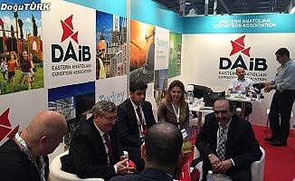 DAİB, Katar Yapı ve İnşaat Fuarına katıldı