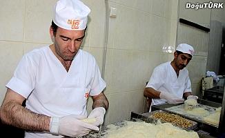 Erzurum'da Ramazanın vazgeçilmezi…