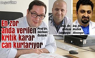 Organ bağışında Erzurum gerilerde