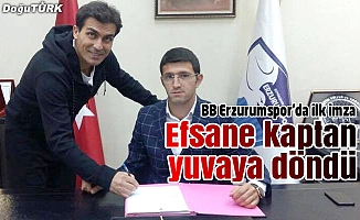 BB Erzurumspor Sportif Direktörü Zafer Demir