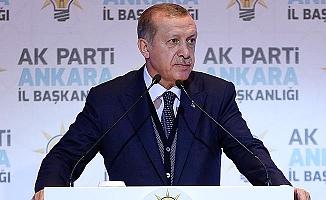 Erdoğan: İktidar gücünü gururlanma için kullanmamalıyız