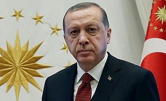 Cumhurbaşkanı Erdoğan: Erzurum Kongresi'nde ortaya çıkan ruhla ilerlemeye devam ediyoruz
