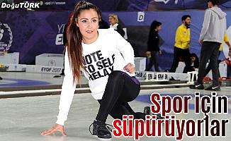 Curlingle hayatları değişti