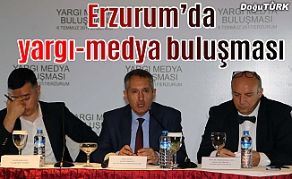 """""""Yargı Medya Buluşması"""" semineri başladı"""