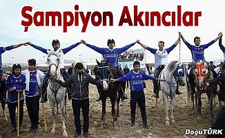 Atlı ciritin şampiyonu belli oldu