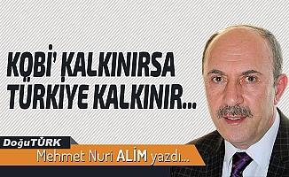 KOBİ' KALKINIRSA TÜRKİYE KALKINIR  KOBİ EKONOMİK BÜYÜMEYİ HIZLANDIRIYOR