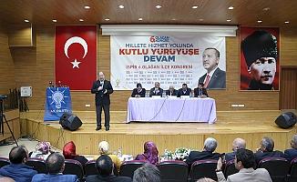 """""""Bugün başı yerde değil, başı gökte Türkiye'yiz"""""""
