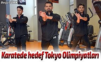 Karatede hedef Tokyo Olimpiyatları