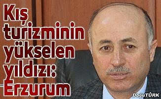 Kış turizminin yükselen yıldızı: Erzurum