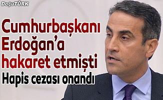 HDP'li Yıldırım'a verilen 1 yıl 2 ay hapis cezası onandı