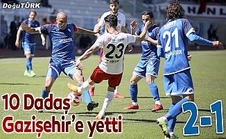 10 Dadaş Gazişehir'e yetti