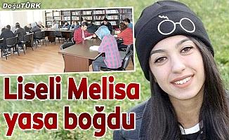 Melisa'nın tek hayali asker olmaktı