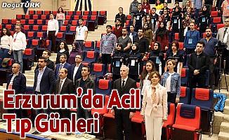 2. Doğu Anadolu Acil Tıp Günleri Sempozyumu