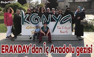 ERAKDAY'dan İç Anadolu gezisi