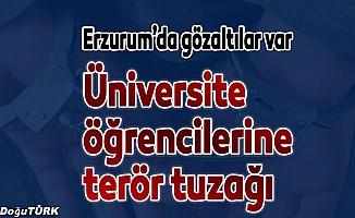 Terör örgütü PKK'dan üniversite öğrencilerine tuzak