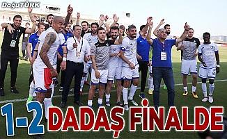 Ümraniye'yi deviren BB Erzurumspor finalde!