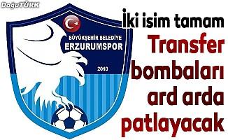 İki futbolcu tamam, transferler ard arda gelecek